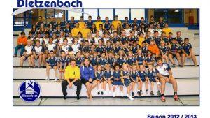 Handball-Jugend der HSG