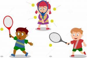 Tennis Saisoneröffnung Jugend